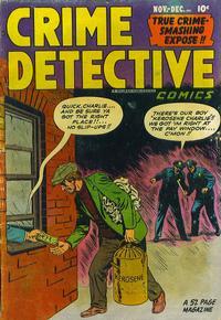 Cover Thumbnail for Crime Detective Comics (Hillman, 1948 series) #v2#11