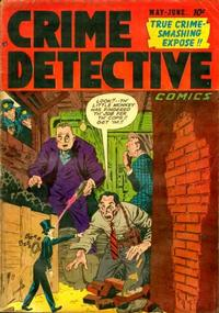 Cover Thumbnail for Crime Detective Comics (Hillman, 1948 series) #v3#2