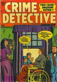 Cover Thumbnail for Crime Detective Comics (Hillman, 1948 series) #v3#4