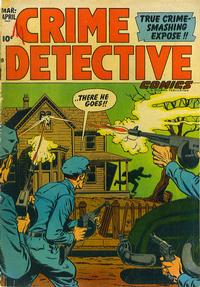 Cover Thumbnail for Crime Detective Comics (Hillman, 1948 series) #v3#7