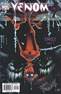 Cover Thumbnail for Venom (Marvel, 2003 series) #16