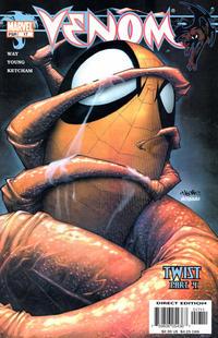 Cover Thumbnail for Venom (Marvel, 2003 series) #17