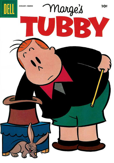 Cover for Marge's Tubby (Dell, 1953 series) #15