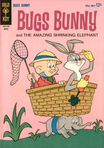 Cover for Bugs Bunny (Western, 1962 series) #92