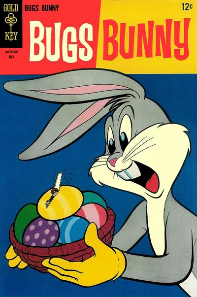 Cover for Bugs Bunny (Western, 1962 series) #117