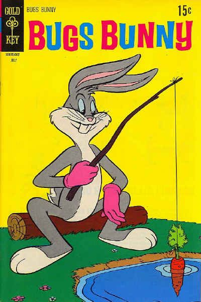 Cover for Bugs Bunny (Western, 1962 series) #130
