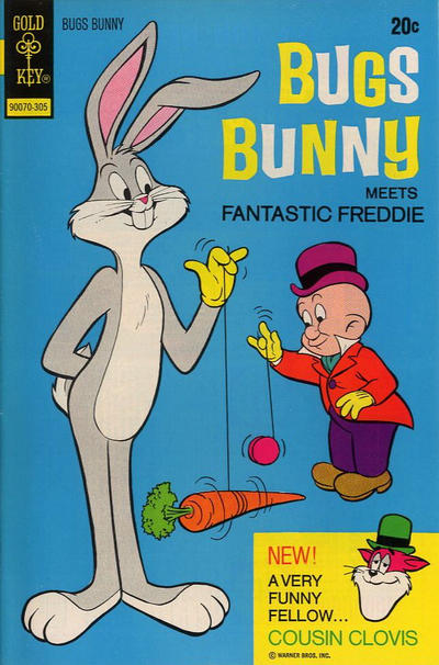 Cover for Bugs Bunny (Western, 1962 series) #149