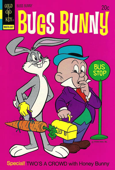 Cover for Bugs Bunny (Western, 1962 series) #150 [Gold Key]