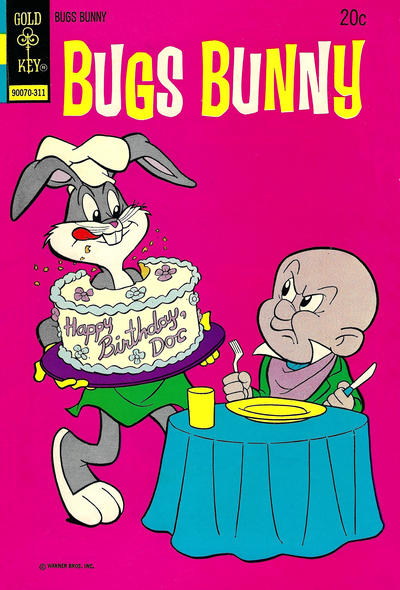 Cover for Bugs Bunny (Western, 1962 series) #153