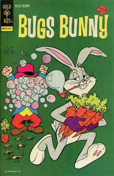 Cover for Bugs Bunny (Western, 1962 series) #161