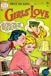 Cover for Girls' Love Stories (DC, 1949 series) #21