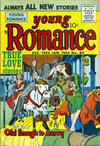 Cover for Young Romance (Prize, 1947 series) #v9#2 (80)