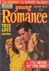 Cover for Young Romance (Prize, 1947 series) #v5#1 (37)
