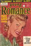 Cover for Young Romance (Prize, 1947 series) #v7#1 (61)