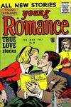 Cover for Young Romance (Prize, 1947 series) #v10#2 (86)