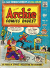 Cover for Archie Comics Digest (Archie, 1973 series) #11