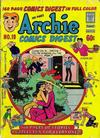 Cover for Archie Comics Digest (Archie, 1973 series) #19