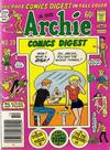 Cover for Archie Comics Digest (Archie, 1973 series) #20