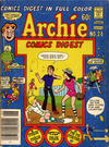 Cover for Archie Comics Digest (Archie, 1973 series) #24