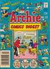Cover for Archie Comics Digest (Archie, 1973 series) #29