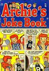 Cover for Archie's Joke Book Magazine (Archie, 1953 series) #15