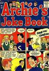 Cover for Archie's Joke Book Magazine (Archie, 1953 series) #17