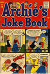 Cover for Archie's Joke Book Magazine (Archie, 1953 series) #18