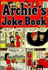 Cover for Archie's Joke Book Magazine (Archie, 1953 series) #22