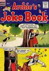 Cover for Archie's Joke Book Magazine (Archie, 1953 series) #35