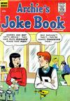 Cover for Archie's Joke Book Magazine (Archie, 1953 series) #53