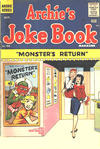 Cover for Archie's Joke Book Magazine (Archie, 1953 series) #58