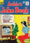 Cover for Archie's Joke Book Magazine (Archie, 1953 series) #81