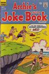 Cover for Archie's Joke Book Magazine (Archie, 1953 series) #129