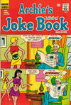 Cover for Archie's Joke Book Magazine (Archie, 1953 series) #132