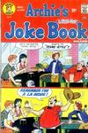 Cover for Archie's Joke Book Magazine (Archie, 1953 series) #190