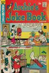 Cover for Archie's Joke Book Magazine (Archie, 1953 series) #196