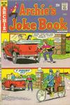 Cover for Archie's Joke Book Magazine (Archie, 1953 series) #199