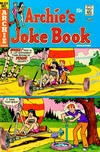Cover for Archie's Joke Book Magazine (Archie, 1953 series) #213