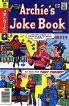 Cover for Archie's Joke Book Magazine (Archie, 1953 series) #240