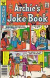 Cover for Archie's Joke Book Magazine (Archie, 1953 series) #245