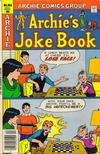 Cover for Archie's Joke Book Magazine (Archie, 1953 series) #263