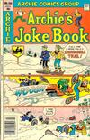 Cover for Archie's Joke Book Magazine (Archie, 1953 series) #266