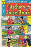 Cover for Archie's Joke Book Magazine (Archie, 1953 series) #270