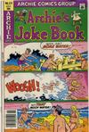 Cover for Archie's Joke Book Magazine (Archie, 1953 series) #273