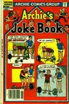 Cover for Archie's Joke Book Magazine (Archie, 1953 series) #288