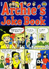 Cover for Archie's Joke Book Magazine (Archie, 1953 series) #2
