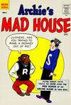 Cover for Archie's Madhouse (Archie, 1959 series) #5