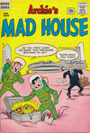 Cover for Archie's Madhouse (Archie, 1959 series) #31