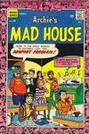 Cover for Archie's Madhouse (Archie, 1959 series) #56