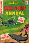 Cover for Archie's Madhouse Annual (Archie, 1962 series) #2